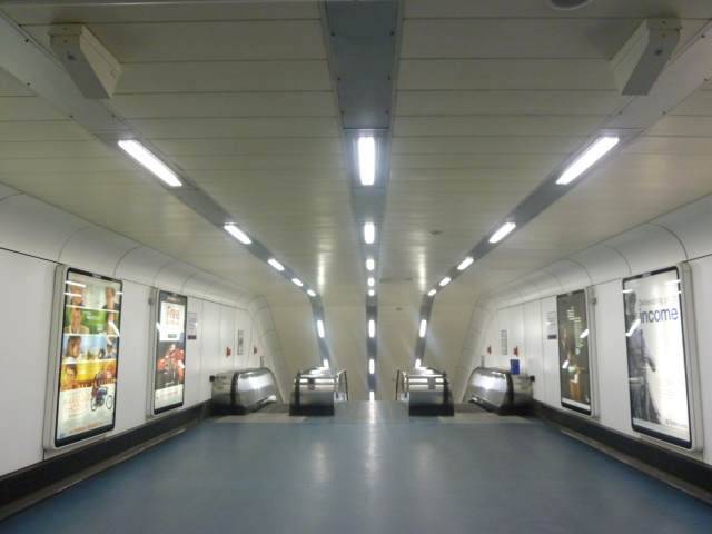 KH Engineering Lighting Upgrade at Gatwick Airport Station