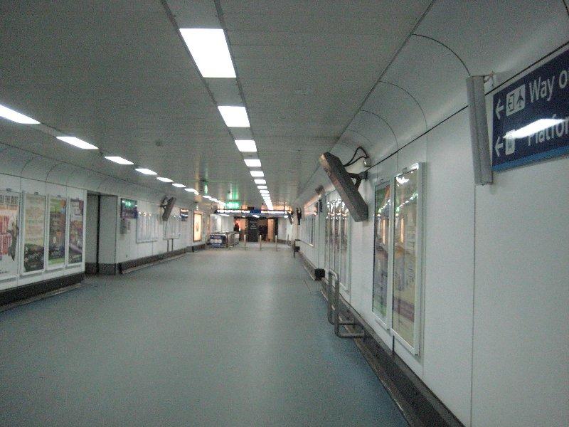 KH Engineering Lighting Upgrade at Gatwick Airport Station