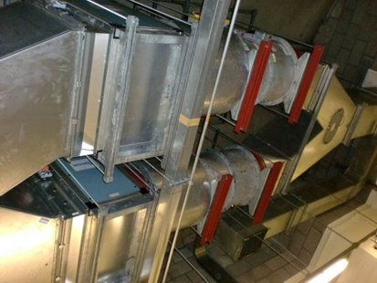 KH Engineering HVLV Ventilation at Waterloo Station